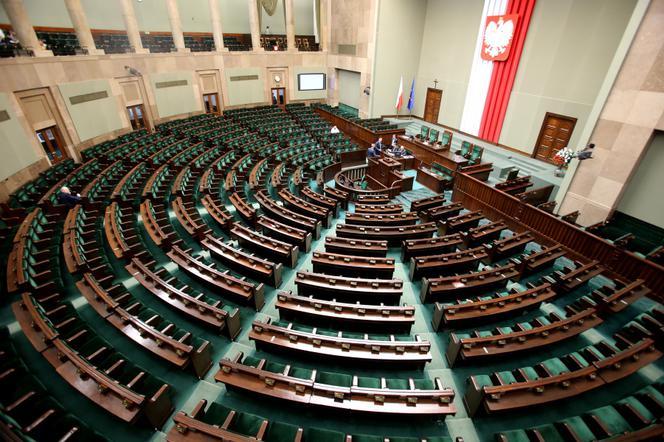 Na kogo możesz głosować do Sejmu z Rud?