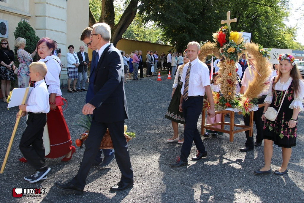 Diecezjalne dożynki w Rudach