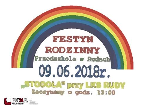 Festyn Rodzinny przedszkolaków