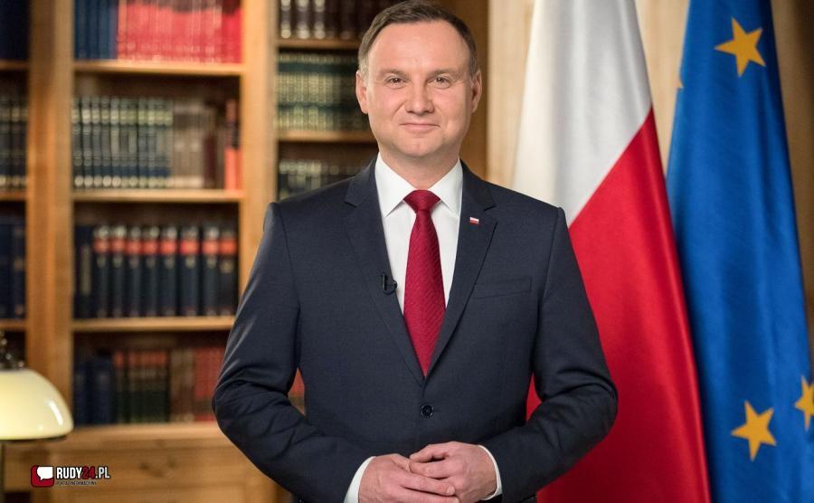 Prezydent  RP Andrzej Duda przyjedzie do Raciborza