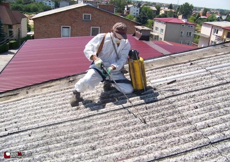 Inwentaryzacja wyrobów zawierających azbest