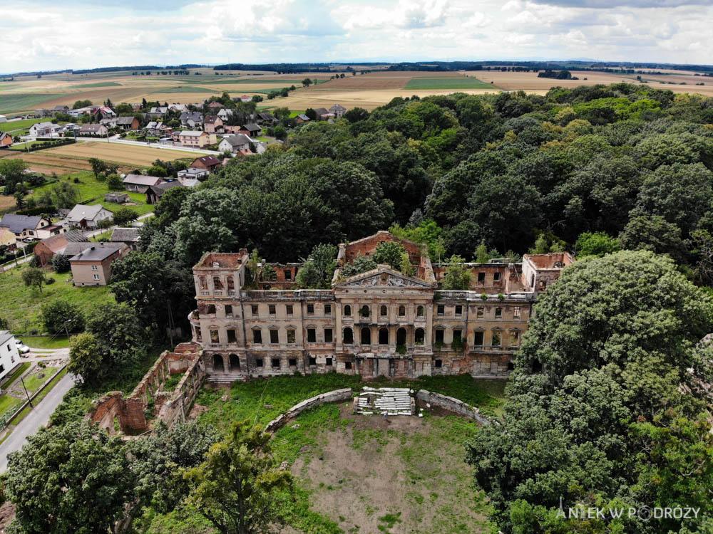 Ruiny pałaców w województwie śląskim (wideo)