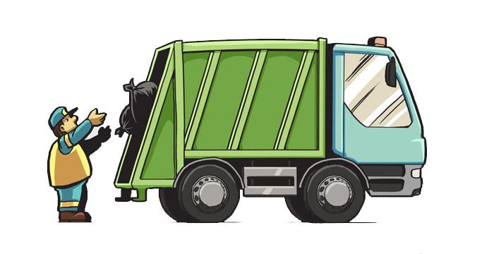 Harmonogram wywozu odpadów na 2019 rok