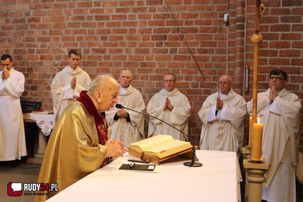 80. rocznica urodzin księdza Gotfryda Fessera