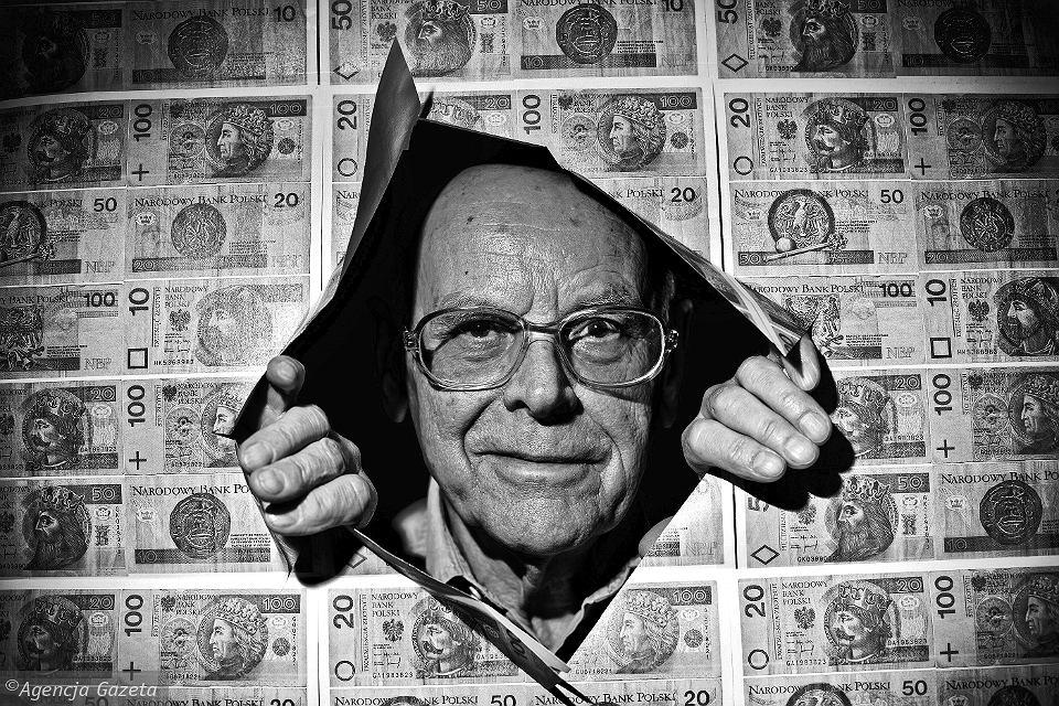 Zmarł Andrzej Heidrich, ten co potrafił robić pieniądze!