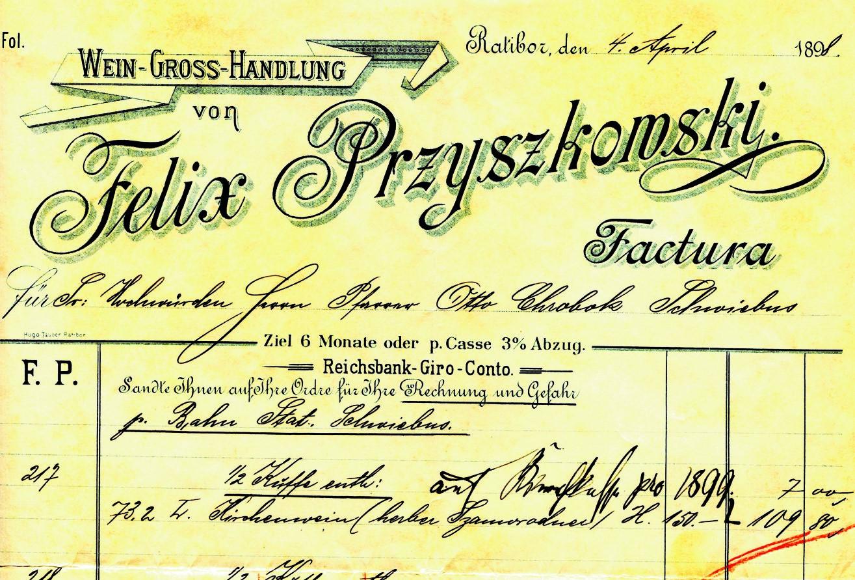 Raciborska winiarnia Przyszkowskiego. Kawał historii do zobaczenia (wideo)