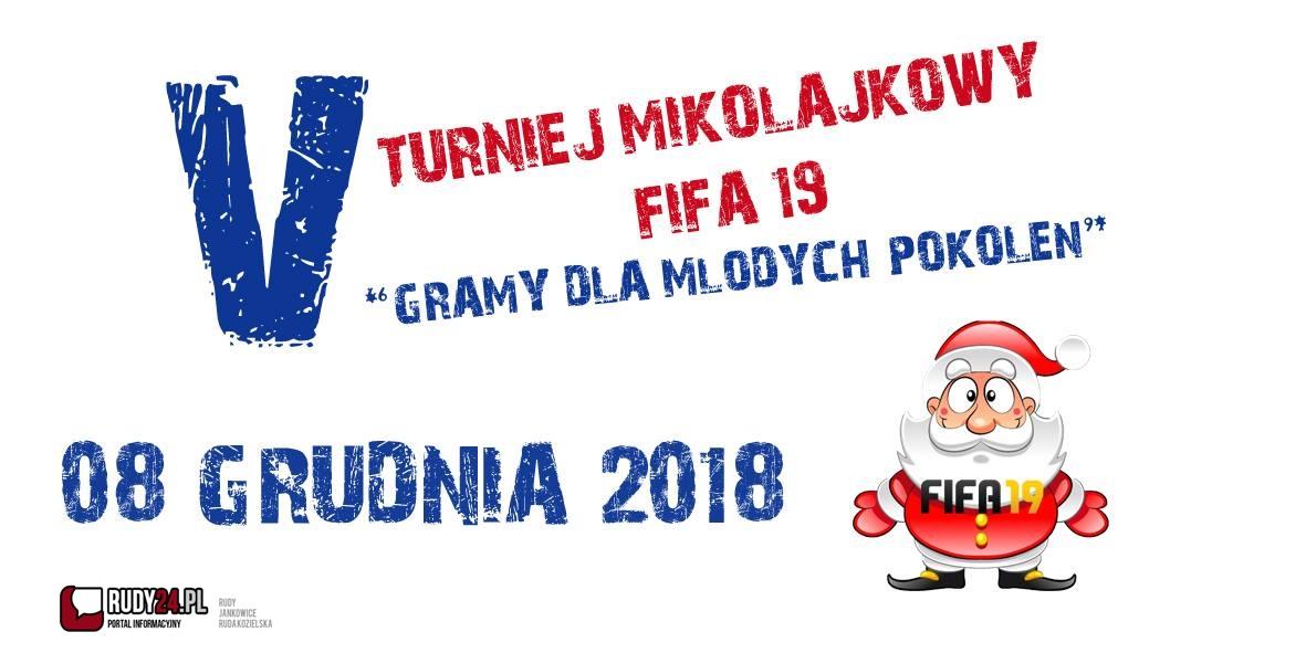 V Turniej Mikołajkowy FIFA 19