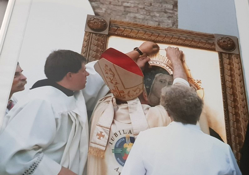 20 lat od koronacji obrazu Matki Boskiej Rudzkiej