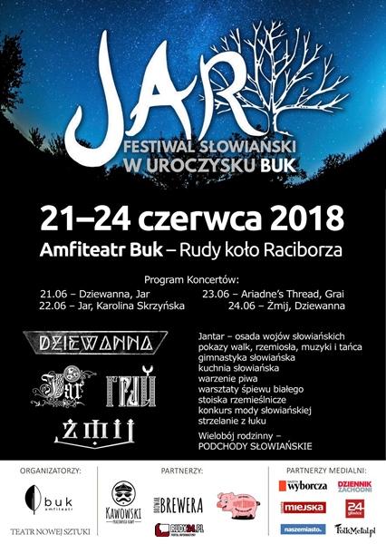 Do Jar - I Festiwal Słowiański w Uroczysku Buk