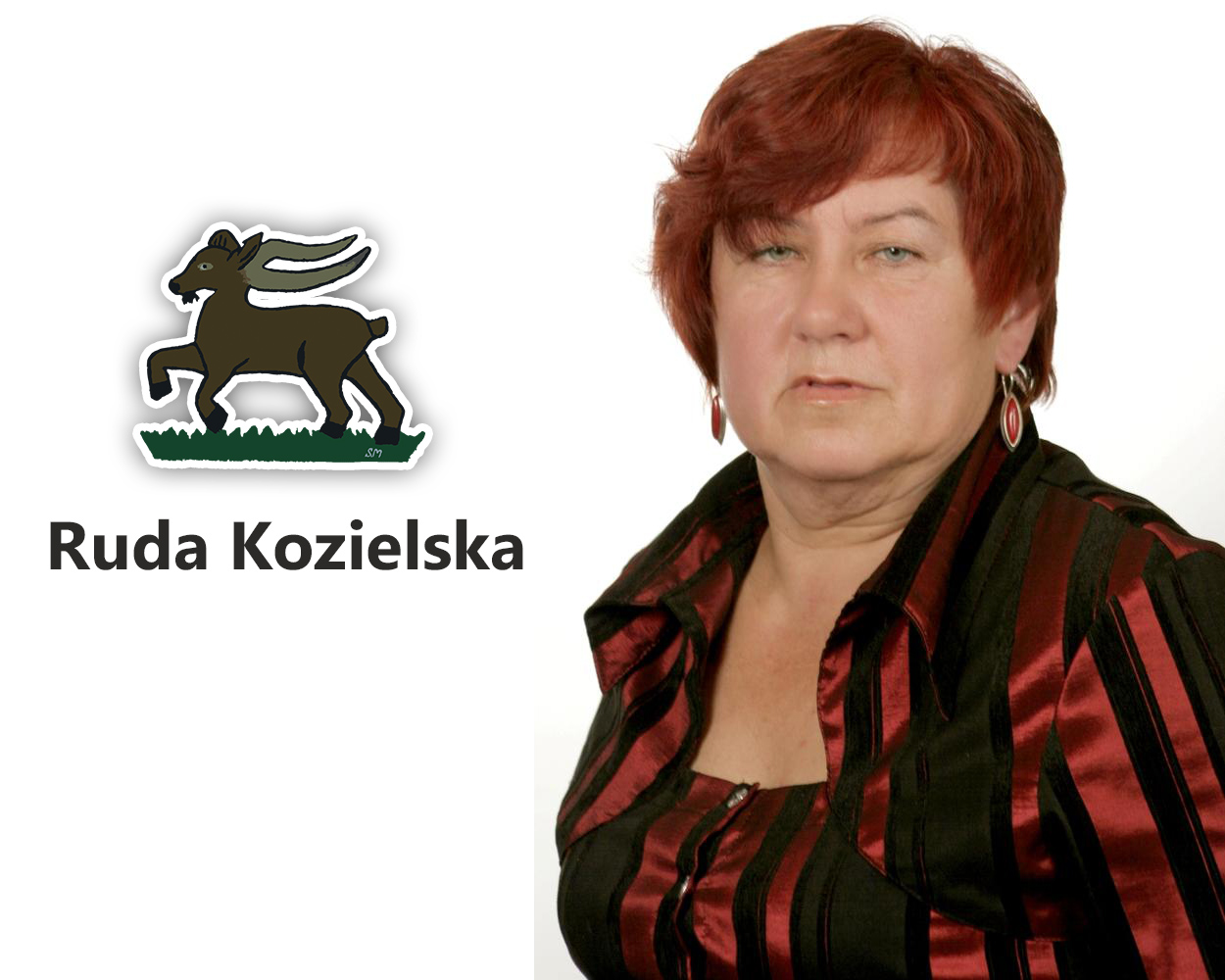 Gizela Górecka pozostaje Sołtysem Sołectwa Ruda Kozielska!