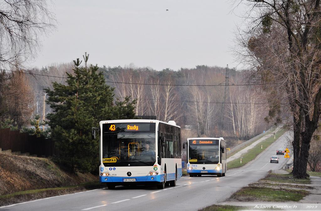 Nowy rozkład jazdy ZTZ Rybnik - konsultacje!