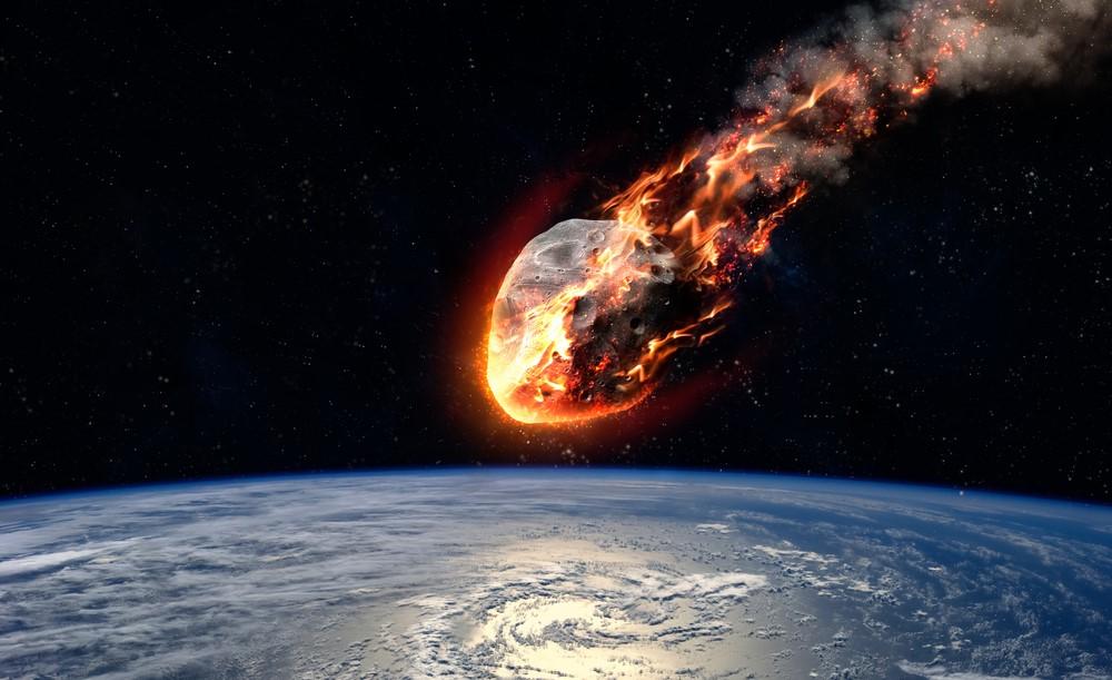 Do Ziemi zbliża się ogromna asteroida