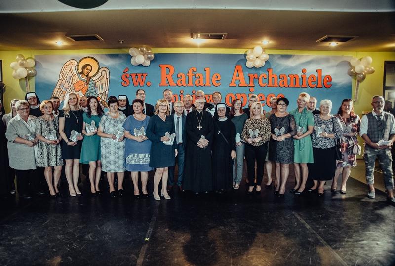 Rusinowice: 25-lecie ośrodka rehabilitacyjnego w TVP 2