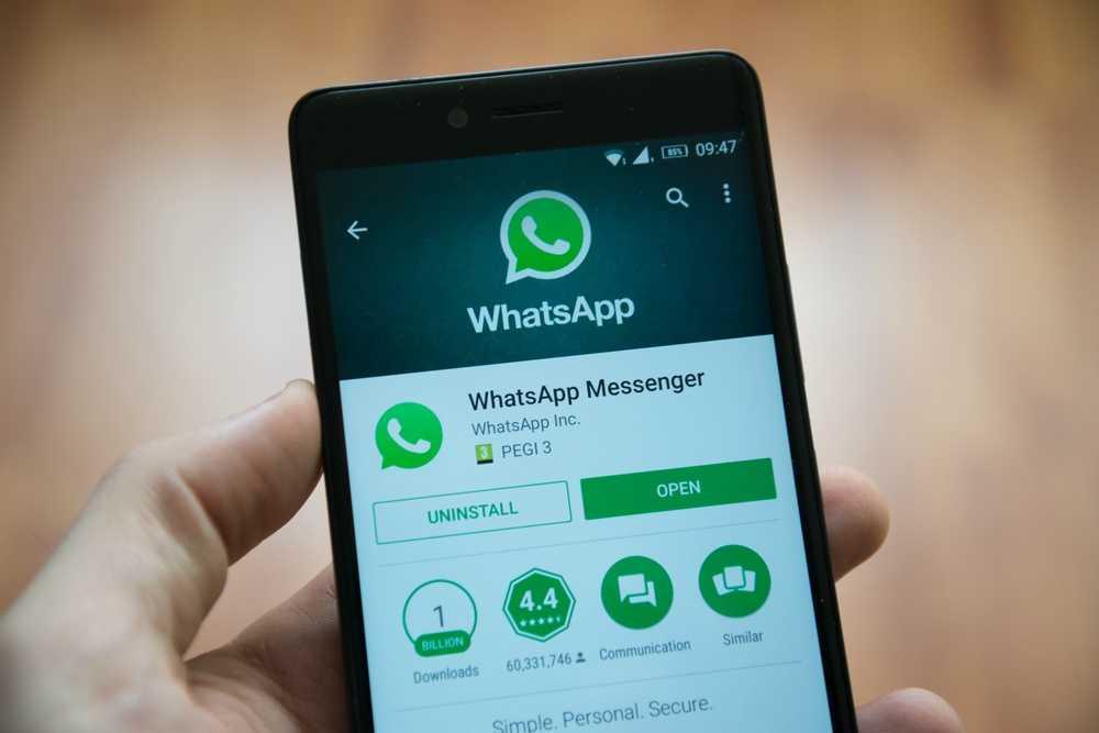 Popularna aplikacja Whatsapp kradnie dane swoich użytkowników?