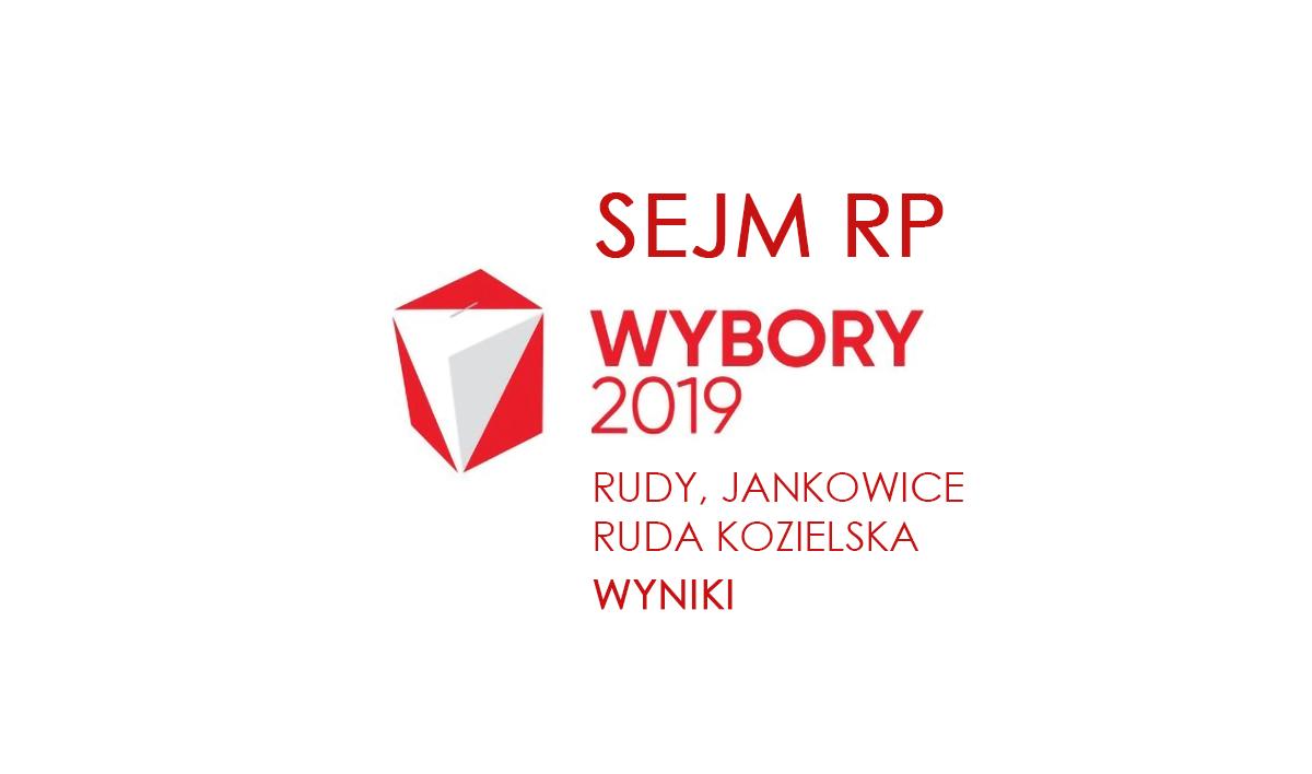 Wyniki wyborów 2019 do Sejmu RP