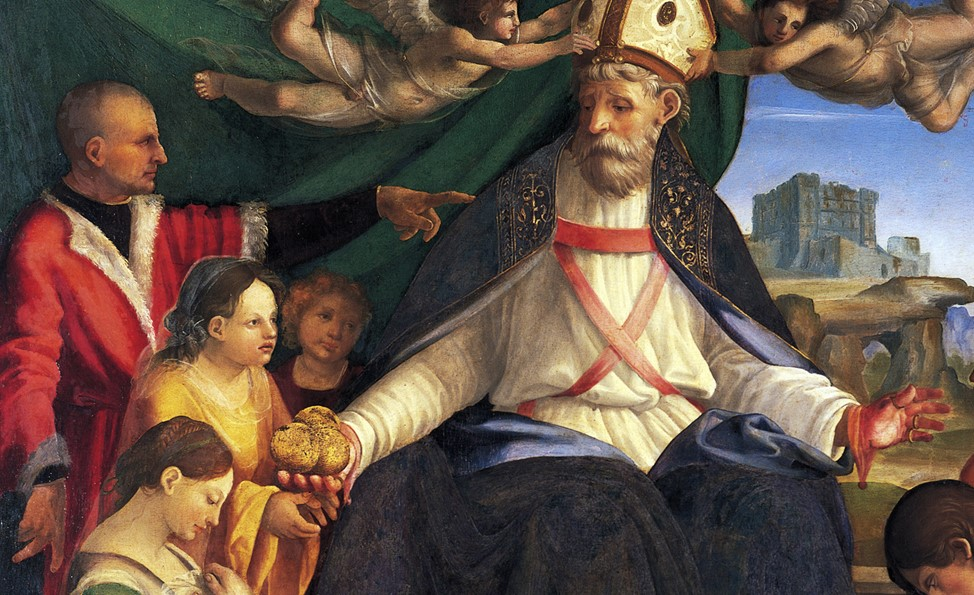 Św. Mikołaj w Rudach