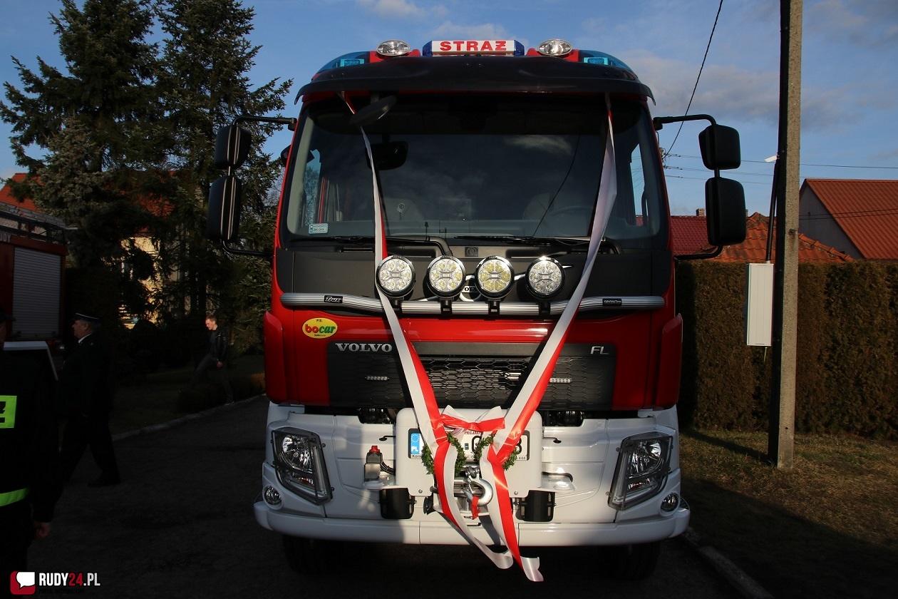 Druhowie OSP Rudy czekają na Twoją propozycję nazwy wozu strażackiego do końca czerwca!