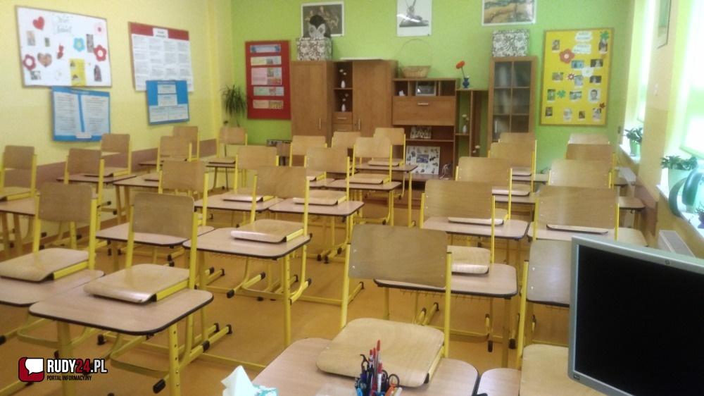 Nauczanie zdalne w Szkole Podstawowej im. Jana III Sobieskiego w Rudach