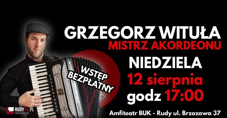 Grzegorz Wituła - Mistrz Akordeonu