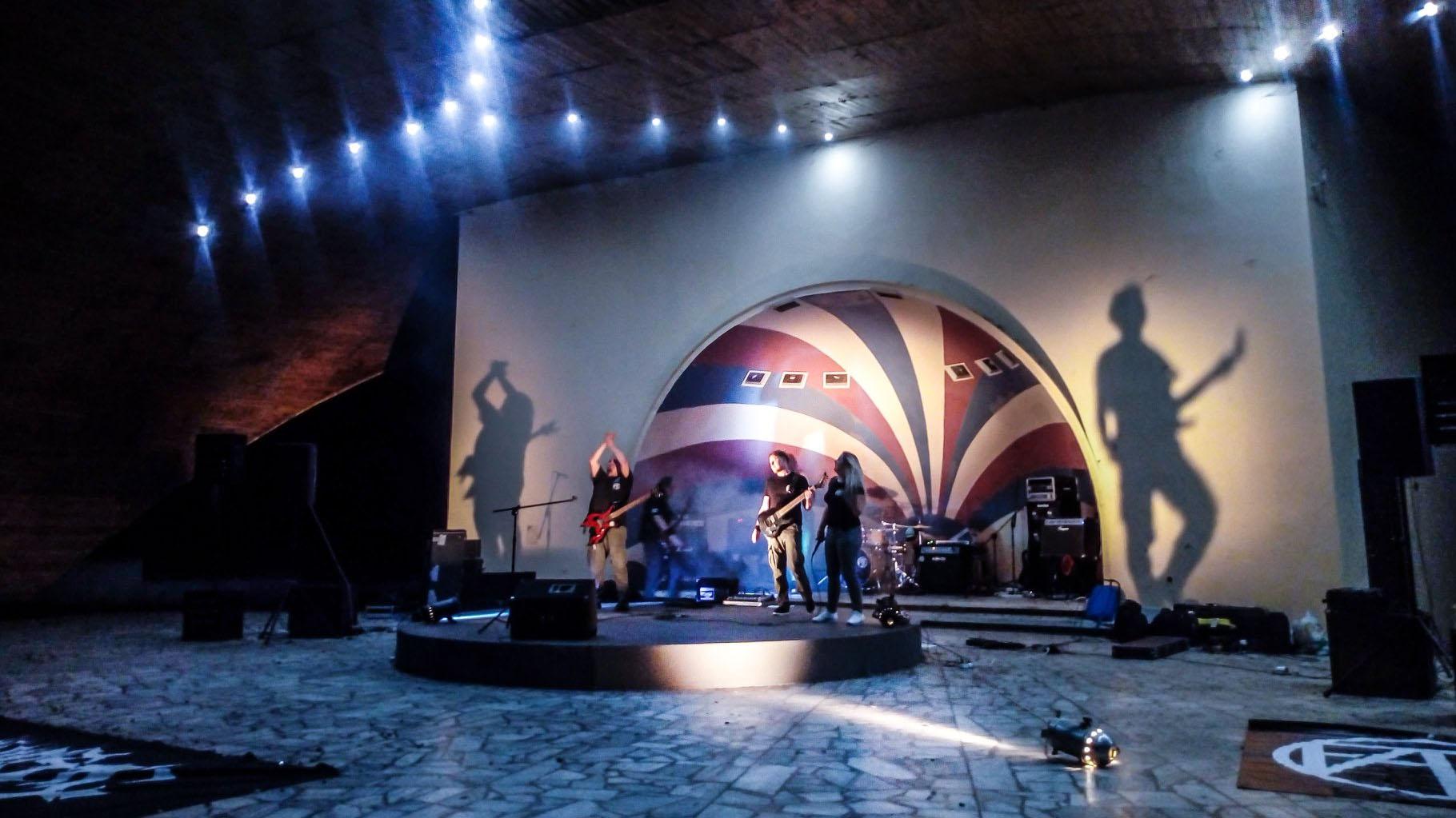 Open Air Metal Festiwal w Amfiteatrze - zagra aż 5 zespołów
