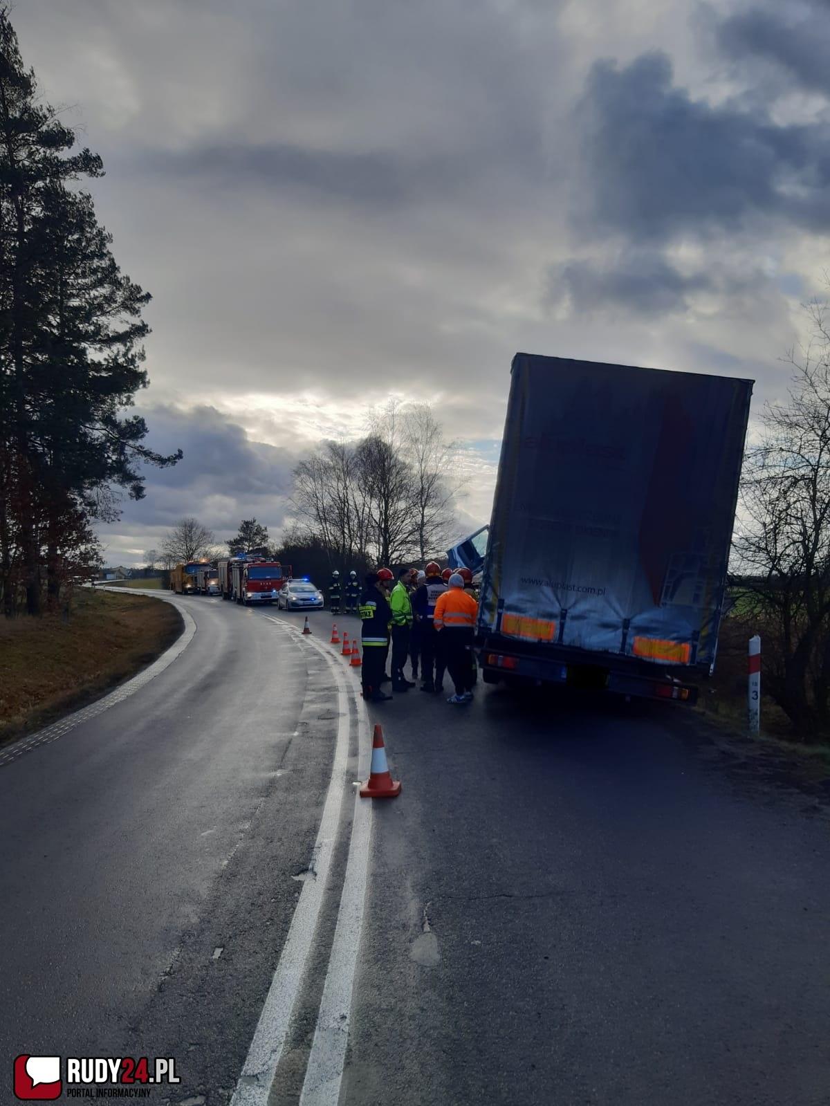 Uwaga kierowcy! Droga w Jankowicach została zamknięta
