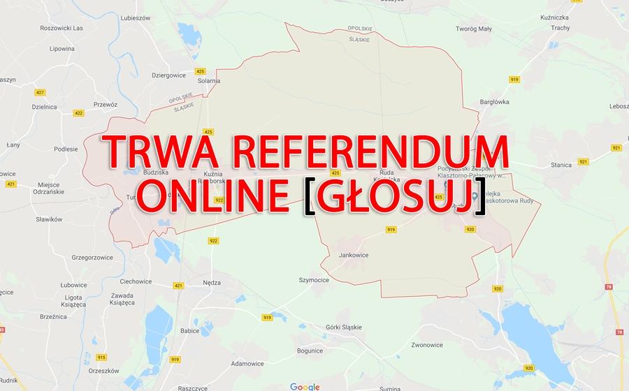 Trwa referendum online [GŁOSUJ]