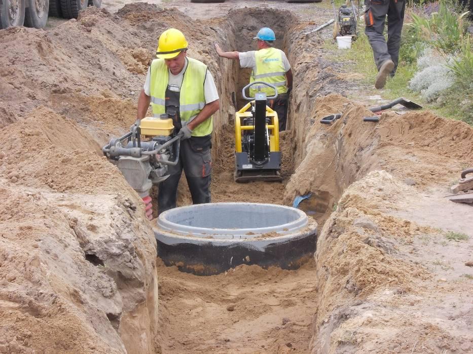 Budowa kanalizacji w Rudach (Przerycie/Brantolka) – spotkanie z mieszkańcami