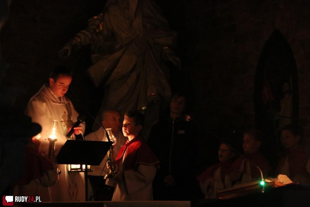 Betlejemskie Światło Pokoju dotarło do Rud