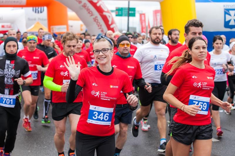 Uwaga biegacze i miłośnicy biegania!