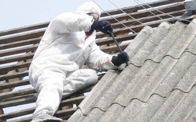 ANKIETA - odpady zawierające azbest
