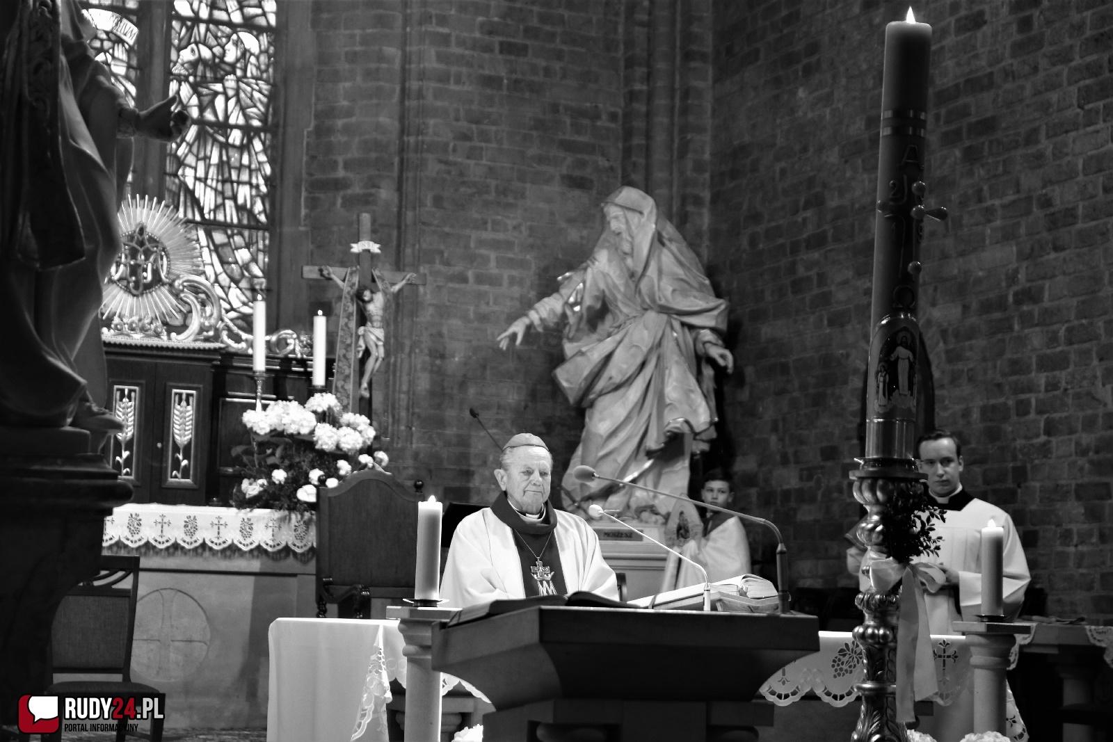 Zmarł biskup senior Gerard Kusz