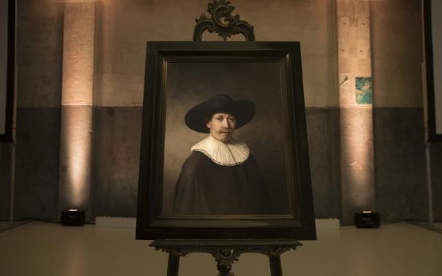 Komputer stworzył nowy obraz Rembrandta