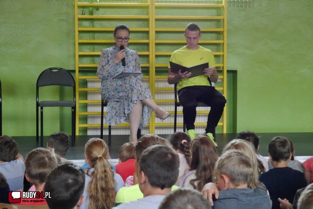 Narodowe Czytanie 2019 w Rudach