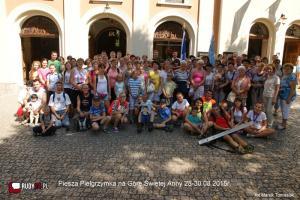 Dziś rusza 362 Piesza Pielgrzymka na Górę św. Anny