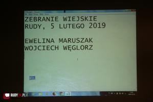 Wojciech Węglorz nowym (starym) sołtysem Rud!