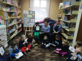 Przedszkolaki poznają twórczość Tuwima