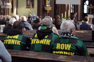 Dziś odbył się pogrzeb Adama Fudalego - wieloletniego prezydenta Rybnika