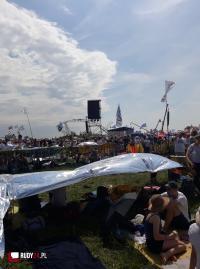 Rudzka młodzież na Lednicy 2019 - XXIII Spotkanie Młodych Lednica 2000
