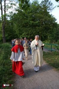 Odpust bazylikowy ku czci MB Pokornej oraz  50 lat życia kapłańskiego Ks. Prałata Bonifacego Madli