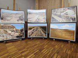 """Wystawa paneli fotograficznych """"Inkaska Droga Królewska"""" w MOKSiR"""