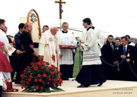20. rocznica wizyty św. Jana Pawła II w Gliwicach
