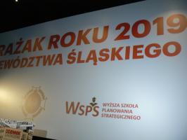 """Plebiscyt """"Strażak Roku 2019 Województwa Śląskiego"""" podsumowany. Laureatem Strażak z Rud oraz OSP Rudy"""