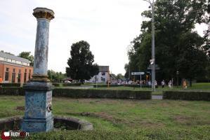 Kolumna maryjna w centrum Rud doczeka się renowacji
