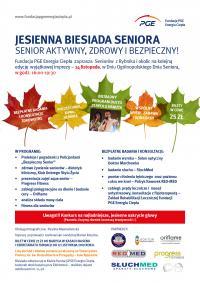 Jesienna Biesiada Seniorów 2019