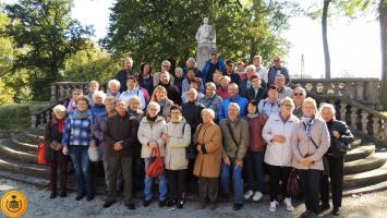 Relacja z rozpoczęcia roku akademickiego Członków UTW w Rudach