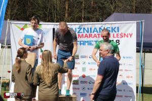 Wyniki III Kuźniańskiego Półmaratonu -  Leśny RAFAMET 2018