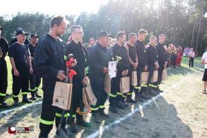 Zawody sportowo-pożarnicze jednostek OSP z gminy Kuźnia Raciborska w Rudzie Kozielskiej