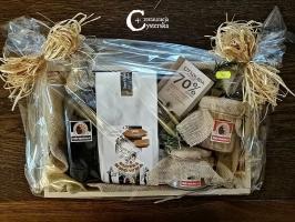 Paczki prezentowe i oferta świąteczna
