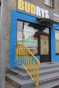Otwarcie sklepu budowlanego w Rudach