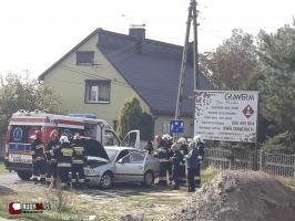 Niebezpieczne wydarzenie w Rudach